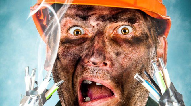 ocena ryzyka na stanowisku elektryk