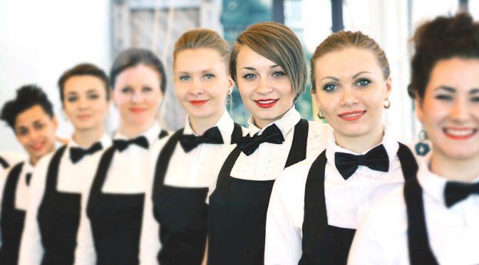 ocena ryzyka na stanowisku kelner