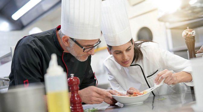 ryzyko zawodowe na stanowisku kucharz