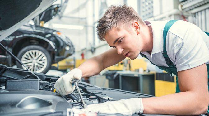 ryzyko zawodowe na stanowisku mechanik samochodowy