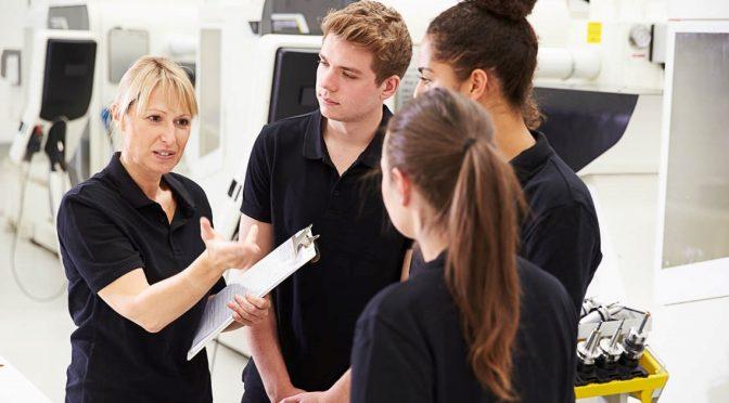 pracownik młodociany a ryzyko zawodowe