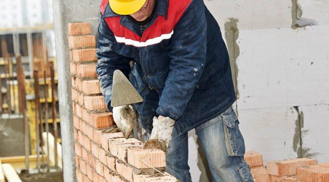 ocena ryzyka zawodowego na stanowisku murarz