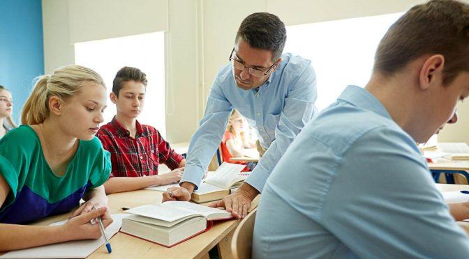 ryzyko zawodowe na stanowisku pracy nauczyciel