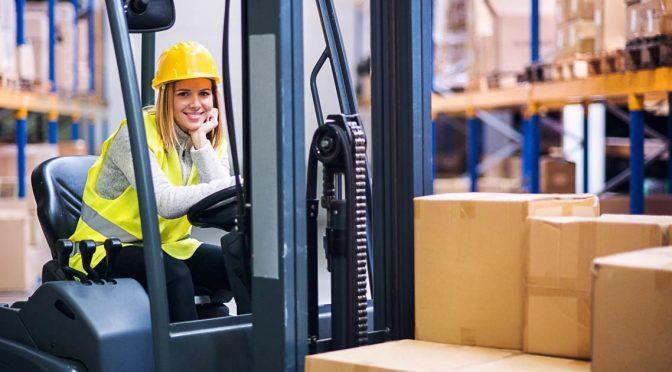 ryzyko zawodowe na stanowisku pracy operator wózka widłowego
