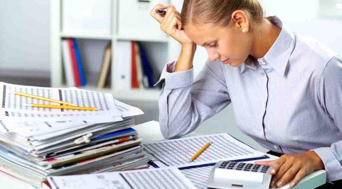proces oceny ryzyka zawodowego