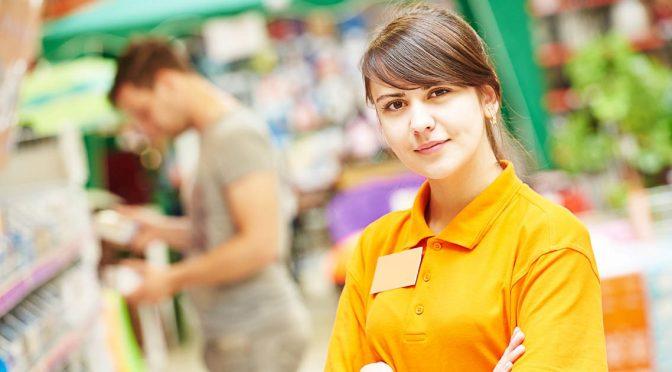 ryzyko zawodowe na stanowisku sprzedawca